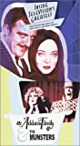Inside Television's Greatest - Addams Family & The Munsters [VHS]