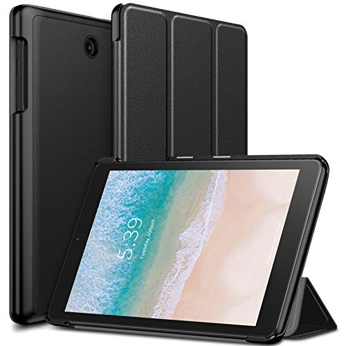 Infiland T-Mobile Alcatel 3T 8 Tablet Case, Ultra Slim Tri-F