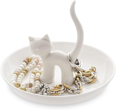 Balvi/-/Porte-bagues/Unicorn/XL/en/c/éramique./Plateau/pour/bagues/et/Bijoux./en/c/éramique./en/Forme/de/Licorne.