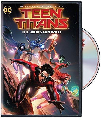 DVD : Teen Titans: Judas Contract (DVD)