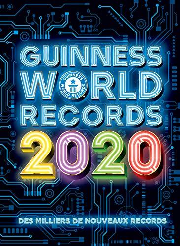 Le Mondial Des Records 2020 (Édition Française): Guinness World Records 2020 (French Edition)