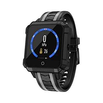 Amazon.com: LIU551 Smart Watch Men Waterproof GPS Smartwatch ...