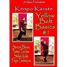 Kenpo Karate Yellow Belt Basics 1