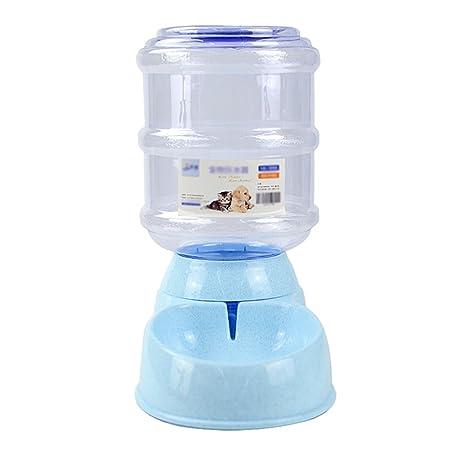 Pet automático alimentador de Agua 3.8L Capacidad extraíble fácil de Limpiar Antideslizante dispensador de Agua