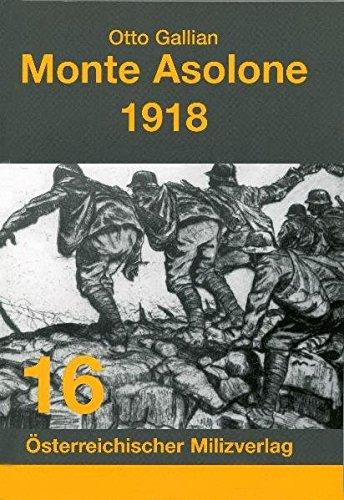 Monte Asolone 1918
