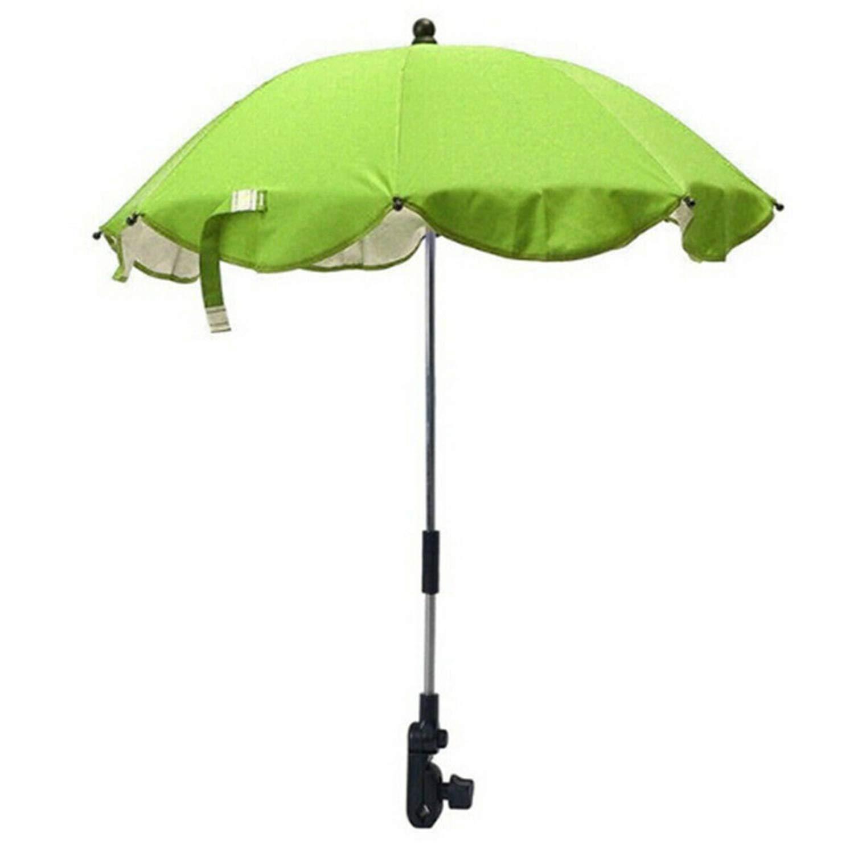Sun Umbrella Parasol Kids Baby Buggy Pushchair Pram Stroller Shade Canopy Cover Anti-sunburn Sunshade Umbrella NEW,As Photo Show2