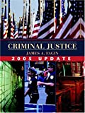 Criminal Justice, James A. Fagin, 0205453368