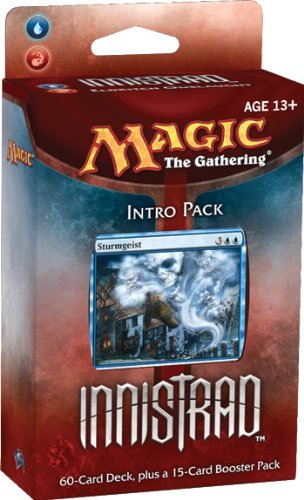 (Magic the Gathering: MTG: Innistrad Intro Pack: Eldritch Onslaught Theme Deck)