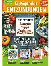Simply Kochen Sonderheft - Ein Körper ohne Entzündungen: Die besten Rezepte, Tipps und Trainingsprogramme