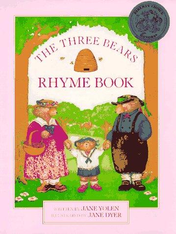 The Three Bears Rhyme Book