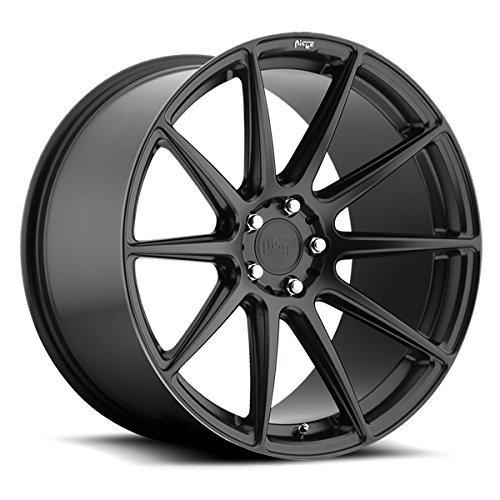 (Niche M147 Essen 20x10 5x114.3 +40mm Matte Black Wheel Rim)