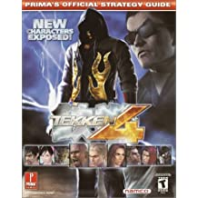 Tekken 4: Prima's Official Strategy Guide