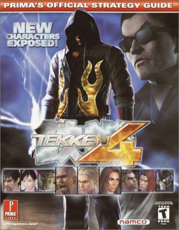 Tekken 4 (Prima's Official Strategy Guide) (Tekken 5 Best Character)