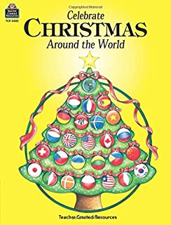 celebrate christmas around the world - Christmas Around The World Decorations