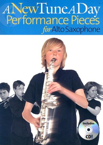 (A New Tune a Day - Performance Pieces for Alto Saxophone)