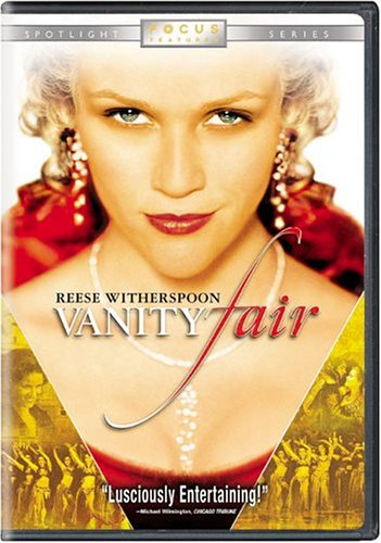 DVD : Vanity Fair (, Dubbed, Dolby, AC-3, Widescreen)