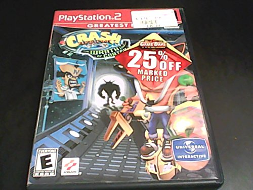 Crash Bandicoot the Wrath of Cortex (PS2)