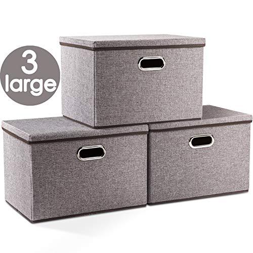 Prandom Large Collapsible Storage
