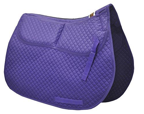 n All Purpose Saddle Pad (Violet) ()