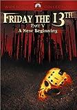 Friday the 13th 5: New Beginning [Reino Unido] [DVD]