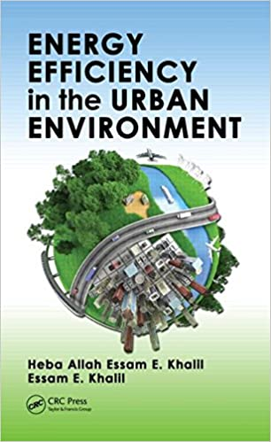 Book Energy Efficiency in the Urban Environment (Mechanical and Aerospace Engineering Series)