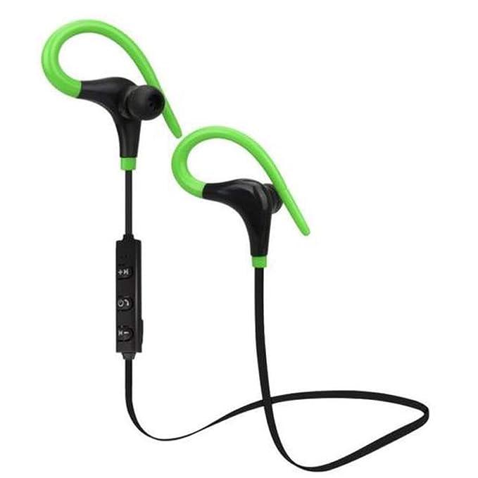 Heat-Tracing - Auriculares Deportivos inalámbricos con Bluetooth ...