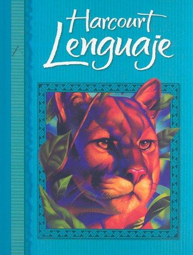 Harcourt Lenguaje: Ediciones del estudiante Grade 4 2002