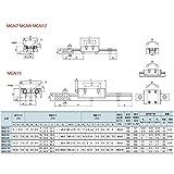 CNC Part MR12 12mm Linear Rail Guide MGN12 Length