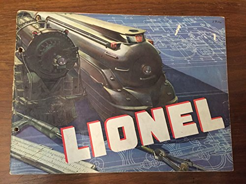 Lionel 1936 Catalog (Lionel Catalogs (Pre War Lionel Trains)
