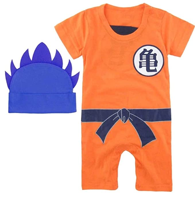 Amazon Com Jarilnmo Dbz Baby Onesie Outfits Dragon Ball Z