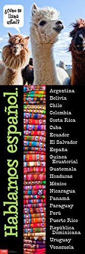 We Speak Spanish Door Chart (2014)