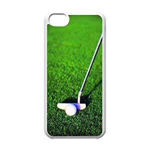 New Fashion Cover Case for iPhone 5C with custom Golf
