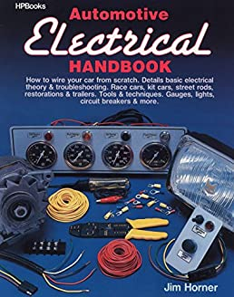 race car wiring books free wiring diagram for you \u2022 Race Car Wiring automotive electrical handbook hp 387 jim horner 9780895862389 rh amazon com electrical wiring drag race electrical