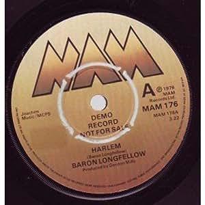 Baron Longfellow - Harlem