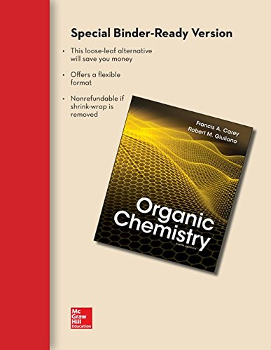 Loose Leaf Organic Chemistry with Connect Access Card