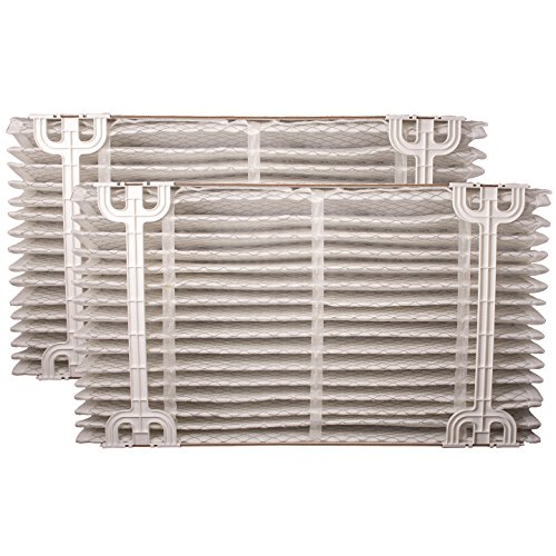 Aprilaire 410 Air Cleaner Purifier Comparable Filter 2 Pack