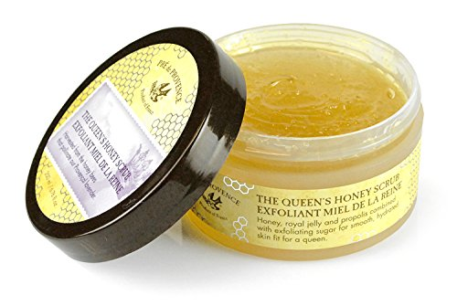 Pre de Provence Queen's Honey Shea Butter Enriched, Soothing, Moisturizing Queen's Honey ()