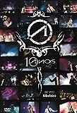 Anjos - 10 Anos Ao Vivo Albufeira [DVD] 2008
