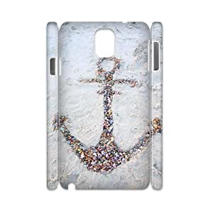 Winfors Anchor Phone 3D Case For Samsung Galaxy note 3 N9000 [Pattern-3]