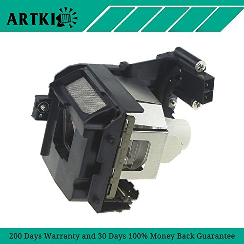AN-F212LP Replacement Lamp for Sharp PG-F212X PG-F262X PG-F317X PG-F325W XR-32S (by Artki)