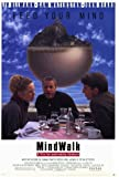 Mindwalk Poster Movie 27x40 Liv Ullmann Sam Waterston John Heard
