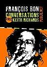 Conversations avec Keith Richards: