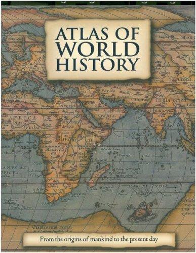 Atlas of world history kate santon liz mckay 9781405453318 atlas of world history kate santon liz mckay 9781405453318 amazon books gumiabroncs Choice Image