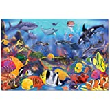 Melissa & Doug Underwater 48-Piece Floor