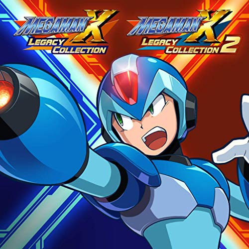 Mega Man X Legacy Collection 1 + 2 - PS4 [Digital Code]