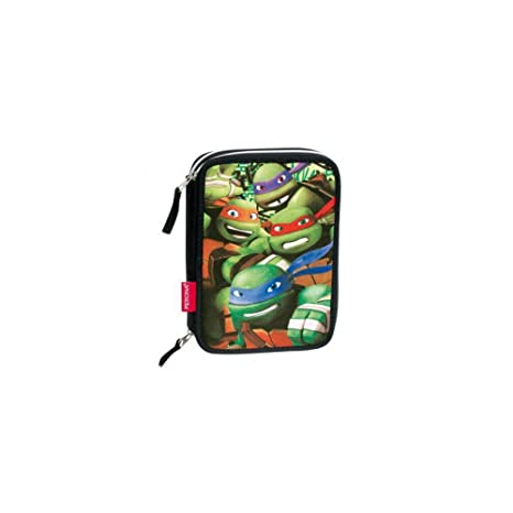 Amazon.com: Plumier Tortugas Ninja Ready doble: Office Products