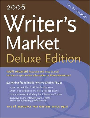 2006 Writers Market (Deluxe Edition)(Writer's Market Online)