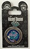 #6: Disney Pin 123032 Haunted Mansion - Bride and Doom - Wedding Ring Pin