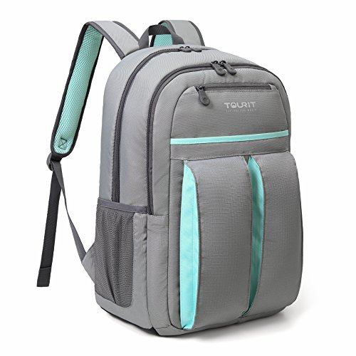 Price comparison product image TOURIT Soft Back Pack Cooler Insulated Cooler Backpack Bag Lightweight Backpack with Cooler Large Capacity for Men Women to Hiking, Sports, Travel, Camping, Picnics, 21 Cans