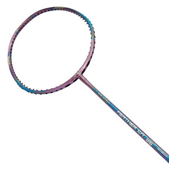 Apacs Feather Weight 55 Badminton Racket (8U) Badminton Racquets at amazon